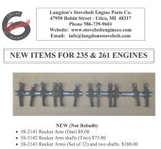 Langdon's Stovebolt - Specializing In Inline Six Cylinder High ...