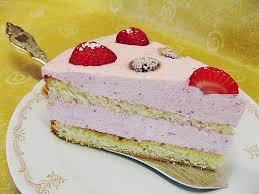 obst sahne torte