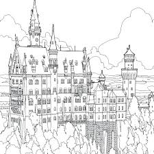 Astounding Ronald Mcdonald Coloring Pages Free Download Fantastic Cities Search A Best Ville City Images On