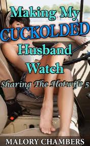 Making My Cuckolded Husband Watch Sharing The Hotwife 5