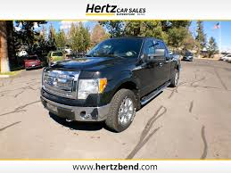 100 Used Ford F 150 Trucks 2014 4WD SuperCrew 145 XL At Hertz Car Sales Of