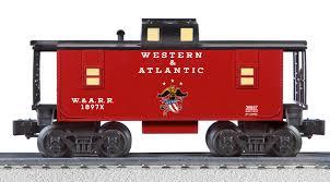 caboose l western atlantic caboose