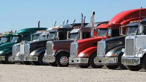 MACGREGOR, CANADA On SEPT 23rd: Used Peterbilt Trucks For Sale In ...