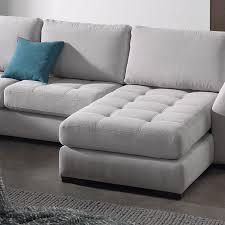 canape vigo canapé panoramique gris en tissu vigo sofamobili
