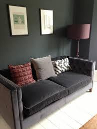 Tufted Velvet Sofa Bed by Sofa Grey Settee Velvet Settee Tufted Velvet Sofa