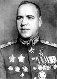 Second Most Decorated Soldier Of All Time by Georgy Zhukov Wikipedia