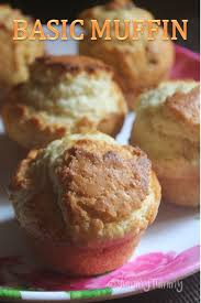 This Is A Soft And Delicious Basic Muffins Recipe Which Perfect With Cup Of Tea Or Coffee The Muffin Turns Out Super Fluffy Top