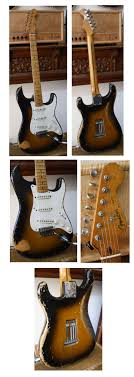 Reminds Me Of An 82 Strat That Lark Street Music In NJ Has But With A Maple Neck
