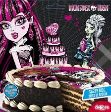 disque à gâteau high pour un goûter d anniversaire hors du