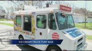 Ice Cream Truck Turf War Gets Heated In Gloversville, N.Y.