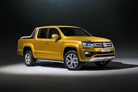 Report: Volkswagen Could Debut Midsize Pickup Truck Concept In NYC ...