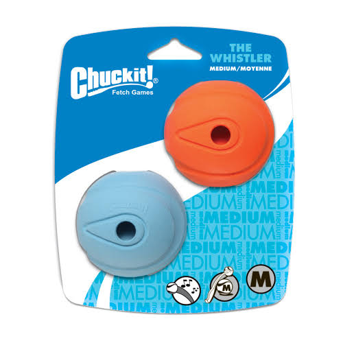Chuckit The Whistler Dog Toy