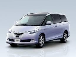 Toyota Estima Hybrid - Car Technical Data