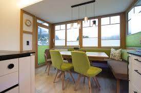 gemütliche wohnküche in gosau laserer tischlerei