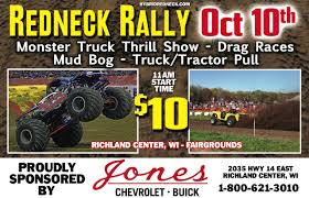 61 Best Hybrid Redneck Rally Images On Pinterest | Rally, Richland ... Madison Monster Truck Nationals Hlights 2017 Youtube 2018 The Battle For Supremacy All About Horse Power Energy Stock Photos Springfield Il Pin By Joseph Opahle On Bigfoot The 1st Monster Truck Pinterest Nitro Lubricants Thrill Show Discover Wisconsin Chiil Mama Flash Giveaway Win 4 Tickets To Jam At Allstate Near Me Gravedigger Bangor Maine Youtube Wi