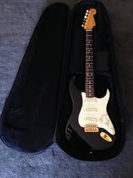 Fender Special Edition Black1 John Mayer Stratocaster Rive2006 Images