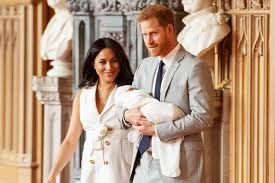 100 Meghan Carter And Harry Took Good As Gold Archie Out To Eat