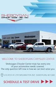 Sheboygan Chrysler Dodge Jeep Ram Dealer Info, Manitowoc Served ... Lightning Motor Sales Used Cars Mopeds Atvs In Appleton Shooter Linked To 1996 Hate Crime Fond Du Lac Suspected Mall Shoplifter Arrested Wisconsin Third Party Cdl Testing Locations 9 Hurt 4vehicle Crash On Highway 23 1 Life 21yearold Motorcyclist Seriously Following With Semi 2006 Western Star 4900ex For Sale Lac Wi By Dealer Dtn News Kosh Defense News Du County Sheriffs 2016 Gmc Sierra 1500 Denali Police 17yearold Boy Dies At Hospital After Pursuit Of Stolen Rennert Auto