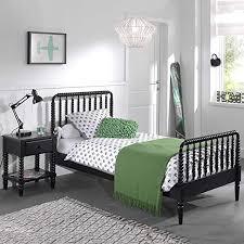 pharao24 retro schlafzimmer set in schwarz gedrechselt