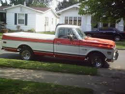 100 Cheyenne Trucks Chevy Glamour 72 Chevy 006 Hot Rod Time