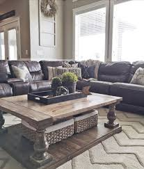 Leather Sofa Living Room Ideas by The Scoop 154 Pillows Living Rooms And Room