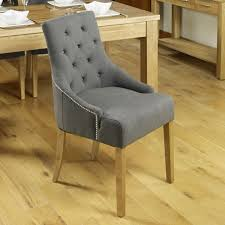 Upholstered Dining Chairs Set Of 6 by Dining Rooms Fascinating Luxurious Dining Chairs Photo