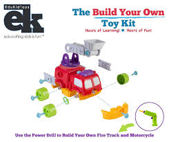 Amazon.com: Take Apart Toys Car, STEM Learning Take A Part Building ... Wooden Fire Truck Build Your Own Kit Michiel Van Dijk Gabriola Volunteer Fire Department Colgate Kids Cavity Protection Value Pack Bubble Fruit Paste Shop Metrotami Brickyard Apparatus Iaff Local 525 Stations 911 Rapid Response Public Safety Store Emergency Commercial Home Svi Trucks Customfire Built For Life Lego City 911 Build Your Own Adventure Book Set Review Truck Kit Horizon Group Usa Ebay