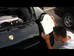 removing porsche cayenne headlights is way easy autoevolution