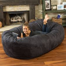 Oversize Bean Bag Chair Giant Adult Black Dorm Furniture 8ft Sofa Lounge  College Bean Bag Sofa Zoola Pod Chair Not Your Average Beanbag News The Patriot Ledger Quincy Bags Real Leather Red Doma Kitchen Cafe Yogibo Yogi Max Review Gadgeteer Bag Chairs Yogibo Cinemark Tinseltown El Paso Showtimes Binni Wearable Seat Chantalrussocom Page 29 Yoga Bean Lovesac Mini Pillow Orange Big Joe Gaming With Jaxx 7 Ft Giant Charcoal