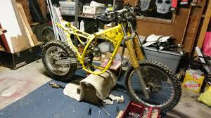 Stripper Hell: Painting A Dirt Bike Frame The Old Fashioned Way ... Rubberized Paint Ford Raptor Forum F150 Forums Alternative To Pating Car Why Wrap And Not Paint Youtube How To Do A Rustoleum Roller Job For 70 And Cheap Way Prep Apply Truck Bed Liner Kit Much Does It Cost A Interior Interiors Kustom Over Existing Scuff Shoot What Does Maaco Charge Restore Your Cars Perfect Shine Cobblestone The Black Hot Rod Network Glock Slide Gun Reviews Handgun Testing Rifle