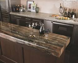Wood Laminate Kitchen Countertops Top 3 For A Rustic Magnificent Design Ideas