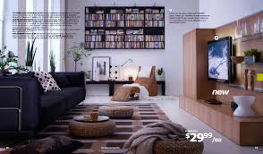 inspired apartement decorative ikea small living room designs