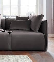 elbgestoeber sofa eckelement elbdock 1 st modul zum eigenen zusammenstellen in vielen bezugsqualitäten und farben kaufen otto