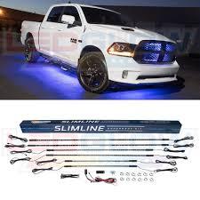 100 Blue Trucks Amazoncom LEDGlow 6pc Slimline LED Truck Underbody Underglow