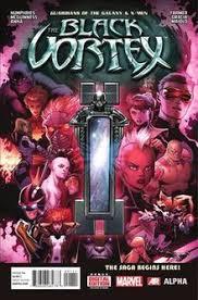 The Black Vortex