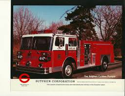 Sutphen Custom Pumper - Vintage - Fire Truck - Sales Brochure ... My Matchboxcode 3 Fire Truck Display Youtube American Custom Trucks Peter Barker Flickr Deep South Accuride Heavy Duty Drawer Slides The Firefighters Friend Ferfireapparatus Ferrafire Twitter Rat Hme Inc Eone On 95 Platform And Rescue Single Or Dual Axles For Your Next Apparatus Incporated Wikipedia 4 Guys Trucksseville Pa Custom Pumper Home