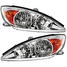 toyota camry le xle replacement headlight assembly