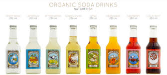 NaturFrisk Organic Soft Drinks Available At Soda Pops