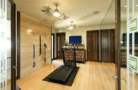 Home Gym Floor Gym Floor Tiles Over Carpet Home Design Ideas Gym
