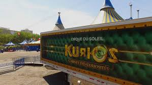 Cirque Du Soleil Cabinet Of Curiosities Seattle by Cirque Du Soleil Takes You Behind The Scenes With U0027kurios About U0027 Axs