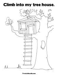 Ideas Of Magic Tree House Coloring Pages About Template Sample