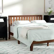Wood Platform Bed Frame Queen by Solid Platform Bed Frame Bedding Reclaimed Wood Platform Bed Frame