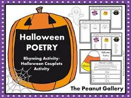 Poems About Halloween For Kindergarten by 154 Best Poetry Images On Pinterest Activities And Art
