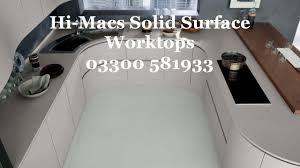 100 Hi Macs Sinks Solid Surface Worktops Top Remodelers Solid Worksurfaces