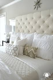 White Headboard King Size by Amazing White Headboard With Diamonds 88 For King Size Bed With