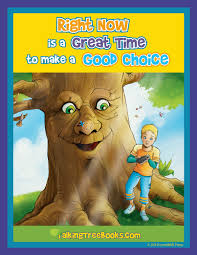 Motivational Poster For Kids About Making Moral Choices