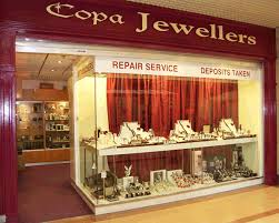 Eason Shop Front Copa Jewellers