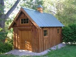12x16 Wood Storage Shed Plans by Best 25 Shed With Loft Ideas On Pinterest Shed Loft Tiny House
