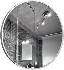 de große moderne runde silber aluminiumlegierung