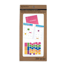 Michaels Crafts Wedding Decorations by Find The Organize It Removable Calendar Stickers By Recollections